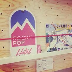 Rocky Pop Hotel - Cartes postales